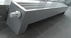 Презентабельные конвекторы отопления водяные