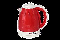 Электрочайник Domotec MS5023R Красный, КОД: 105473