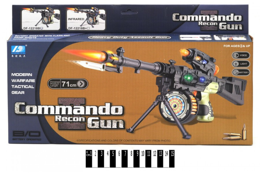 Детский автомат Same Toy Commando Gun Карабин DF-12218B
