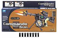 Детский автомат Same Toy Commando Gun Карабин DF-12218B, фото 1