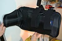Защита на голень и стопу, защита ног, щитки для карате S