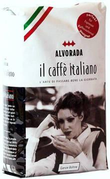 Новое в ассортименте: кофе Alvorada il Caffe Italiano