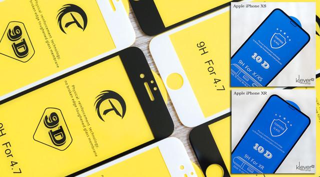 Защитные стекла, чехлы и другие аксессуары для Apple iPhone