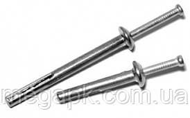 Дюбель-цвях забивний металевий 6х40