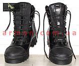 """Зимние тактические ботинки """"M-16"""". Кожа+кордура. Размеры: 40,41, 42, 43, 44, 45, фото 8"""