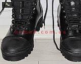 """Зимние тактические ботинки """"M-16"""". Кожа+кордура. Размеры: 40,41, 42, 43, 44, 45, фото 10"""