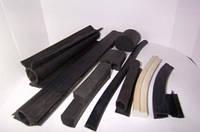 Шнуры резиновые, уплотнители и трубки