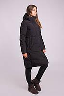 Зимняя куртка женская Avecs 70298 черный 44