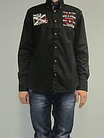 Мужская  рубашка PAUL SHARK 893