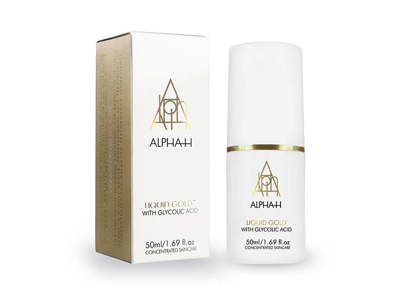 Гликолевый пилинг Жидкое золото Alpha-H Liquid Gold with Glycolic Acid 50 мл