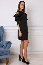 Красивое коктельное женское  платье  (42-46) , доставка по Украине, фото 3