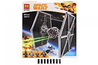 Конструктор Bela Space Wars 10900 Имперский истребитель (Аналог Lego Star Wars 75211) (Звездные войны) 550 дет