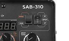 Полуавтомат инверторный Dnipro-M SAB-310, фото 2