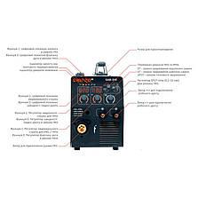 Полуавтомат инверторный Dnipro-M SAB-310, фото 3