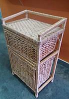 Комод плетеный с ящиками, фото 1