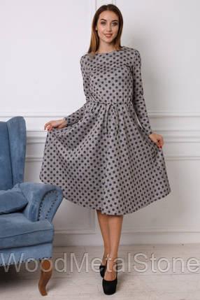 Модное стильное женское платье (42-50), доставка по Украине, фото 2