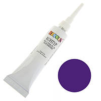Контур по стеклу и керамике Decola Фиолетовый 18 мл (52202607)