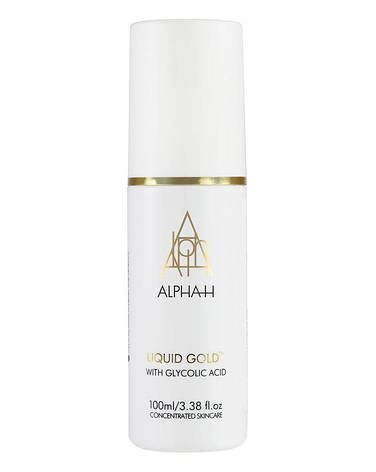 Гликолевый пилинг Жидкое золото Alpha-H Liquid Gold with Glycolic Acid 100 мл, фото 2