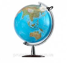 Глобус Атлантіс Tecnodidattica з підсвічуванням 40 см, рос
