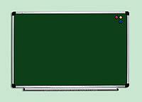 Доска магнитная настенная для мела S-line 50х90 см