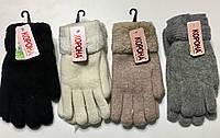 Жіночі подвійні рукавички ТМ Корона оптом.