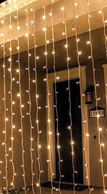 Гірлянда LED 800 лампочок