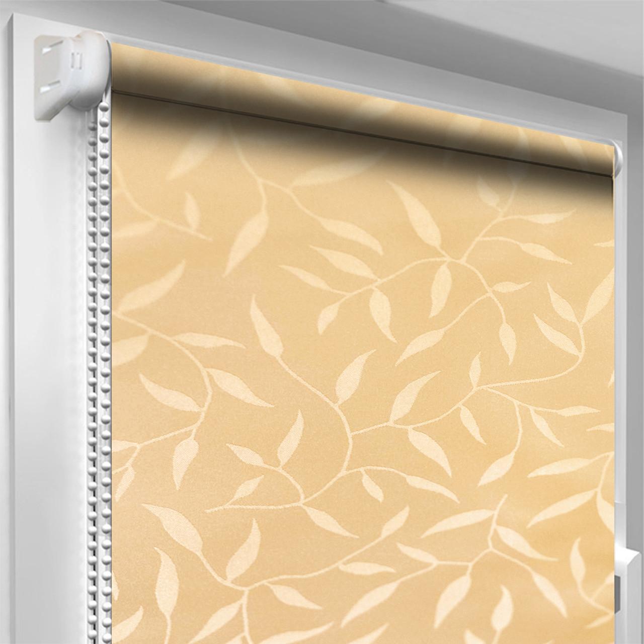 Рулонная штора DecoSharm Натура 2071 Крем