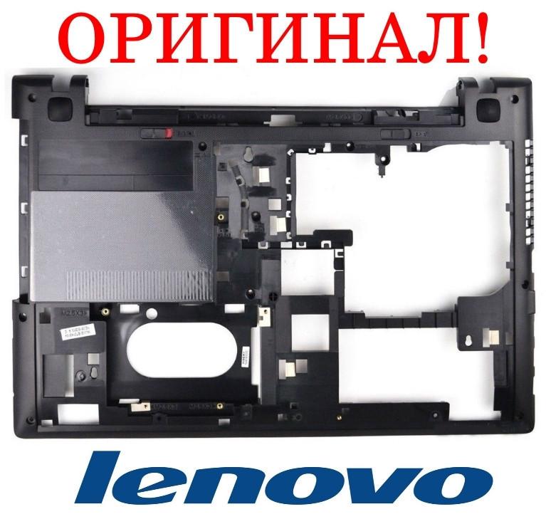 Оригинальный корпус (низ) Lenovo AP0YB000H00, 90202858 - поддон (корыто)