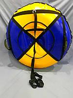 Надувні санки (тюбінг, ватрушка) діаметр 100см.
