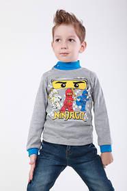 Детские рубашки, водолазки