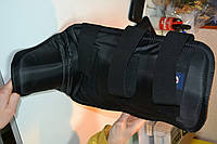 Защита на голень и стопу, защита ног, щитки для карате XXL