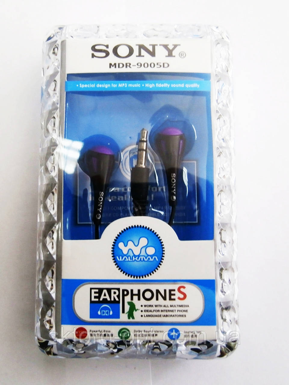 Наушники SONY  MDR-9005D