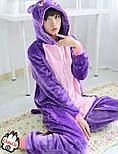 (S, M, L, XL) Кигуруми кошка луна пижама v1418, фото 3