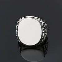 Мужское серебряное кольцо 2100252