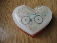"""Вело-мыло """"Love Bike"""" - оригинальный подарок для велосипедиста, фото 1"""