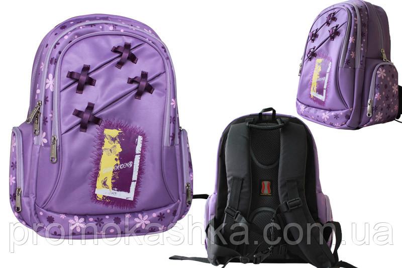 Рюкзак Dr Kong, розмір M 42*29*15, фіолетовий