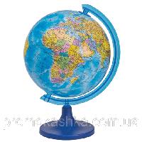Глобус  политический SIRIUS 25 см, укр
