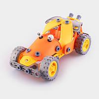 Детский мягкий конструктор Keedo Багги 36 деталей (6-J-108B)