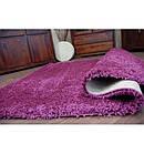 Ковер SHAGGY GALAXY 60x100 см 9000 фиолетовый, фото 3