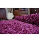 Ковер SHAGGY GALAXY 60x100 см 9000 фиолетовый, фото 4
