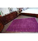 Ковер SHAGGY GALAXY 60x100 см 9000 фиолетовый, фото 5