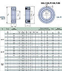 Обгонная муфта CSK40 (2RS) (P) (PP) (P-2RS) (PP-2RS) / UK40 / BB40, фото 3