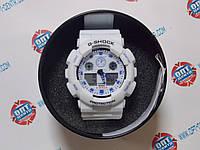 Часы наручные Casio G-Shock (белые)