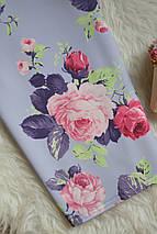 Цветочная юбка-карандаш New Look, фото 2
