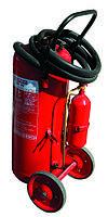 Техническое обслуживание огнетушителей передвижных