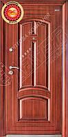 Двери входные, бронированные, утепленные по контуру - 11-32