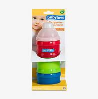Babylove Milchpulver-Portionierer - Контейнери для зберігання молочної суміші