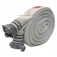 Шланг напорный Forte 75мм, 20м (с гайками)