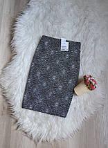 Новая короткая блестящая юбка H&M, фото 3