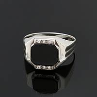 Мужское серебряное кольцо 2160021
